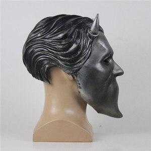 Image 4 - Маска для косплея Ghost BC рок группы без названия, фотореквизит, шлем для взрослых, призрак B.C.