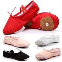 Canvas Ballet Shoes Girls Ballet Shoes for Children Ballet S
