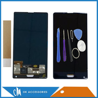 High Quality Blue Color For Doogee Mix LCD Display Touch Screen Digitizer Assembly With Tools And