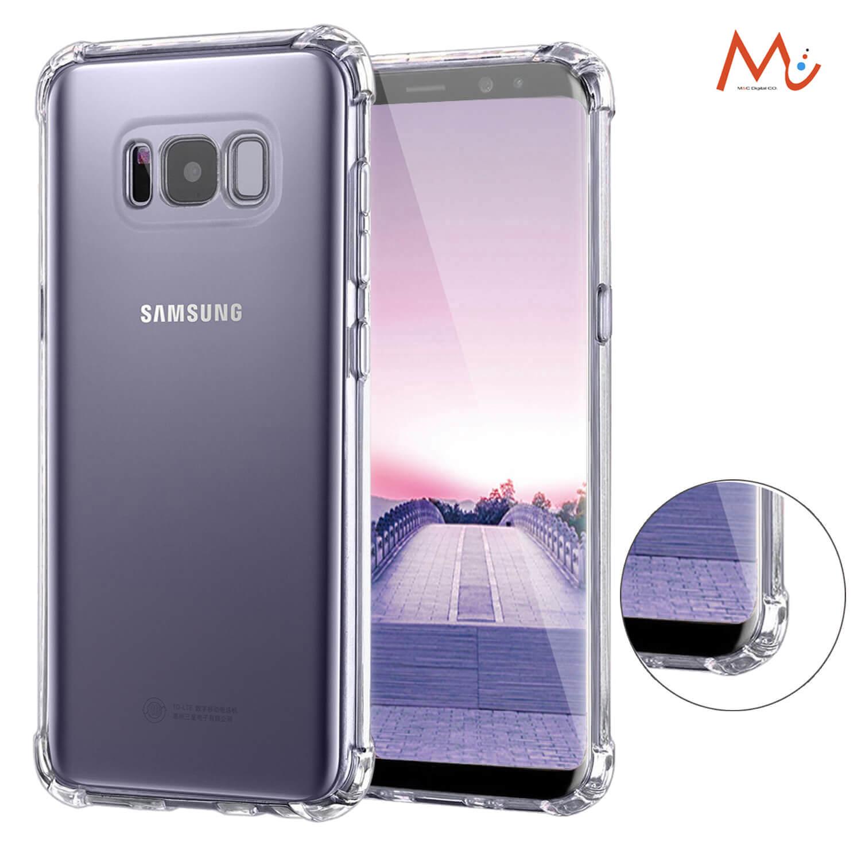 Coque pour Samsung S8 TPU Silicone Anti
