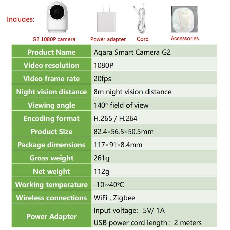 Xiaomi Mijia Aqara G2 smart camera-9