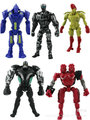 10set shipiping dhl  Real Steel Action Figure 10-12cm PVC Toys Collection Model Classic Toys