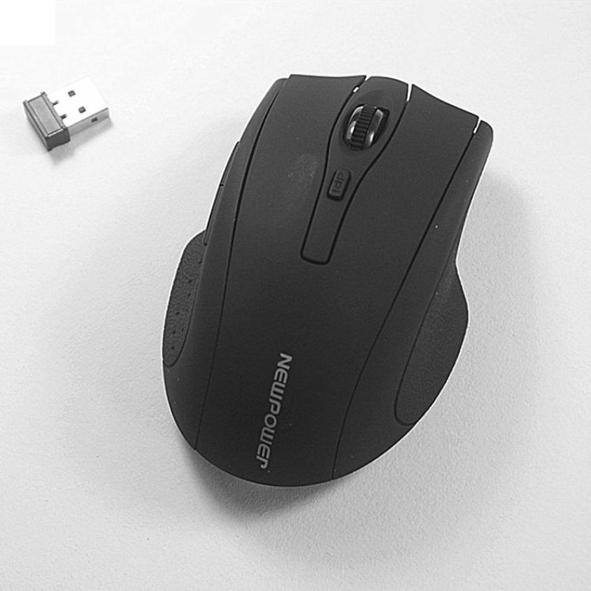 2016 new product 2.4ghz mouse Mini adapter Plug and play mouse sem fio usb Snow