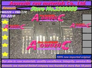 Image 2 - 100% חדש מיובא המקורי Aoweziic FMG22R כוח מגבר FMG22R FMG22S TO 220F התאוששות מהירה דיודה (1 סטים)