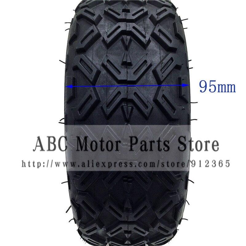 10X4. 00-6 pouces pneu chasse-neige pneus 10*4.00-6 pouces pneus de plage ATV Quad aspirateur 4 roues pneu de véhicule