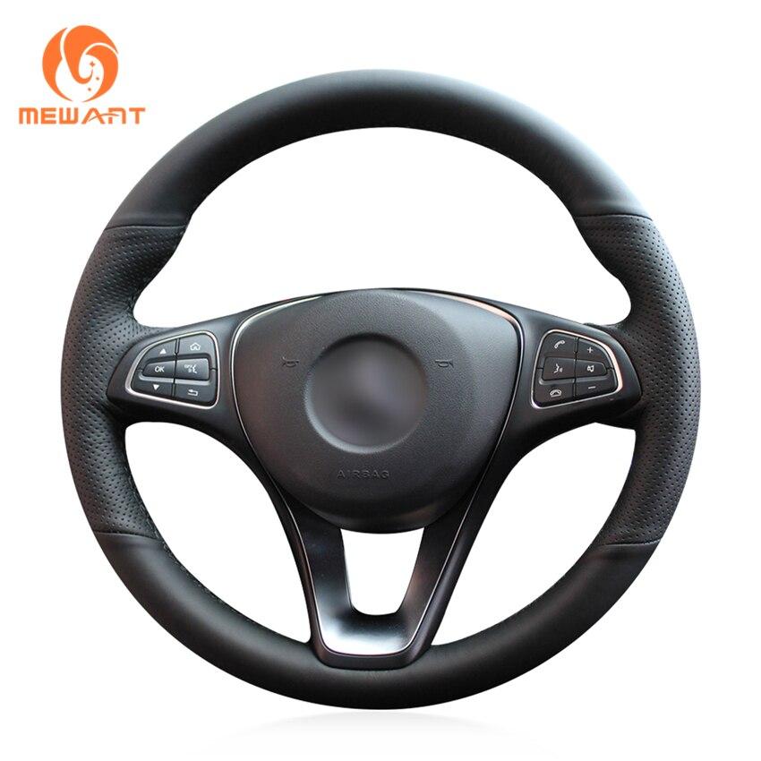 Negro de cuero Artificial cubierta de volante para Mercedes Benz C180 C200 C260 C300 B200 E200 E300 CLS260 CLS300 GLC260 GLC300 Transmisión conector 13-Pin adaptador macho de 722,6 para Mercedes-Benz W219 CLS320 CLS280 CLS350 CLS300 CLS500 CLS550 A2035400253