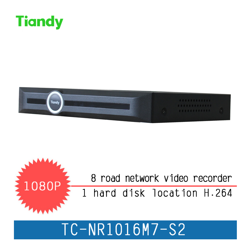 Tiandy 4CH H.265 NVR TC-NR2005M7-S1 1080P Support Onvif p2p and 1pc of 6T Hard Disk Network Video Recorder narinder kumar sharma h p singh and j s samra poplar and wheat agroforestry system
