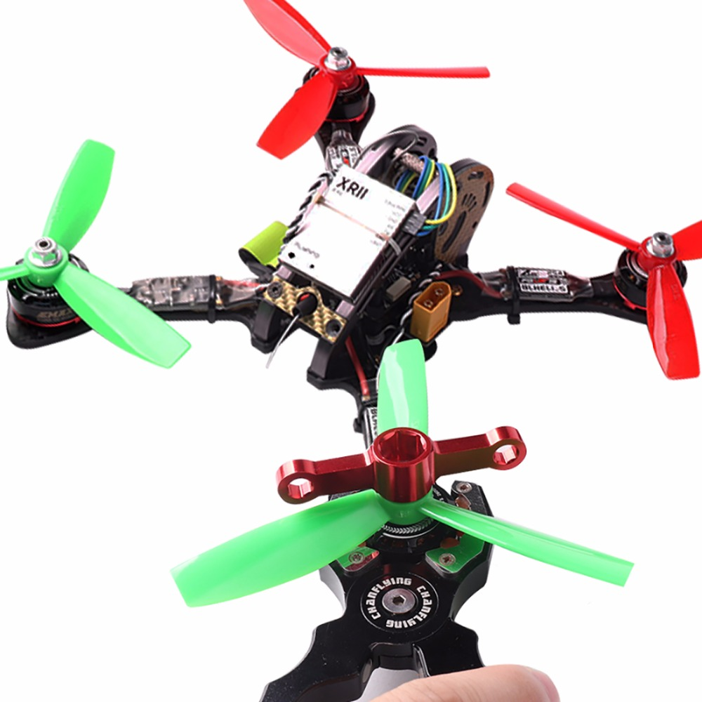 6045 Flat Paddle for FPV Racing Drone Quad 6inch 3-blade Propeller Props CW CCW