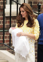2017 New Kate Middleton Princess Yellow Flower Print Dress Elegant O-Neck Casual Dresses With Belt 1129(China)