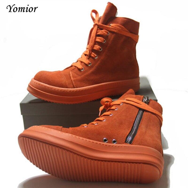 Pantofi noi pentru bărbați de înaltă calitate de înaltă - Pantofi bărbați - Fotografie 4