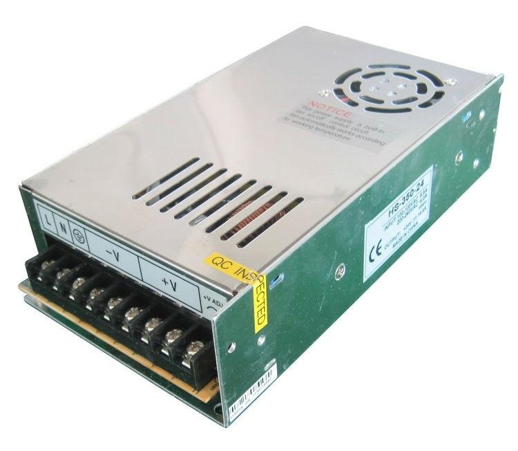 360 watt 12 volts 30A alimentation à découpage 360 W 30A 12 V LED surveillance alimentation industrielle