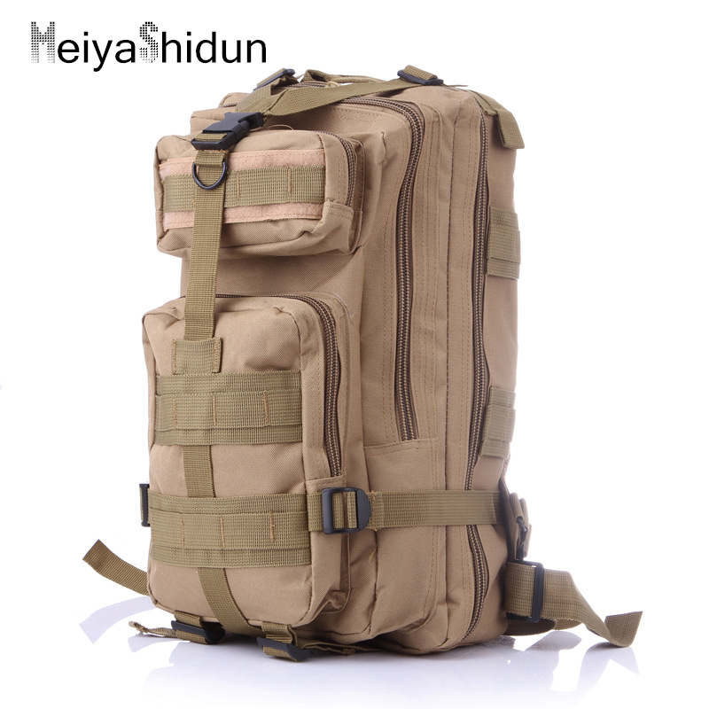 Top Quality Men laptop backpack military Backpacks Women Waterproof Army Shoulder Bags Camouflage Rucksack Travel Duffle bag