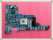 636371-001 DA0R12MB6E0 laptop motherboard for HP G4 G6 G7 HM55 HD6470/512M system board, full tested ok..