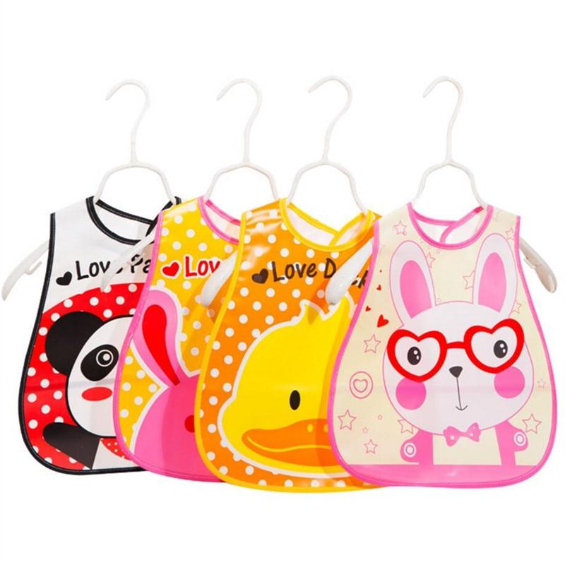 Einstellbare Baby Bandana Lätzchen EVA Kunststoff Wasserdicht - Babykleidung