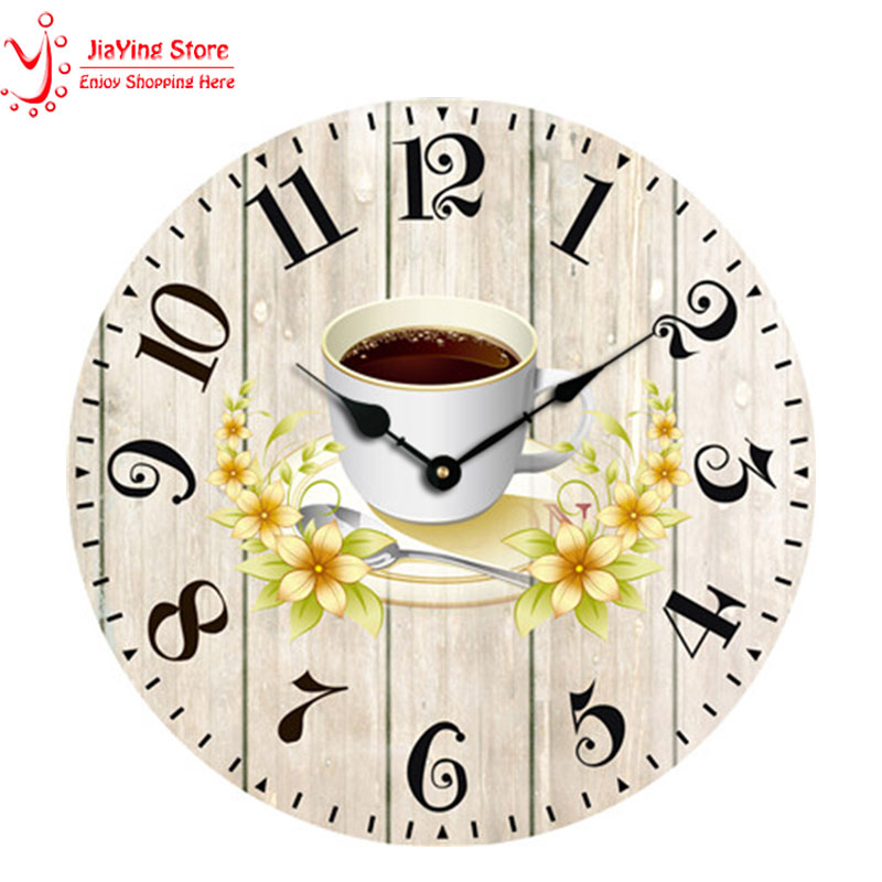 Popular Decorative Kitchen Wall Clocks Buy Cheap Decorative