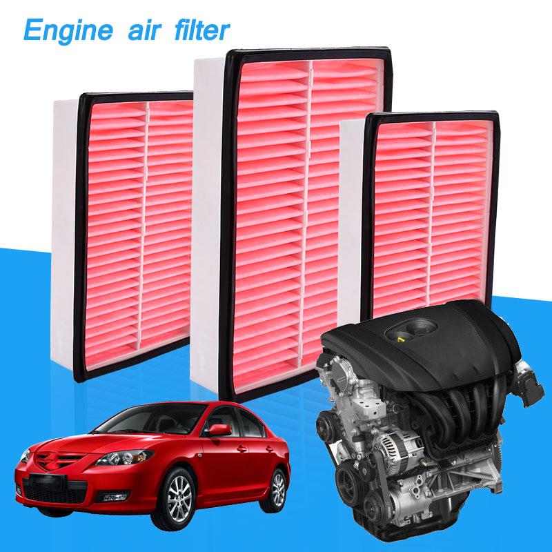 Воздушный фильтр двигателя LF50-13-Z40 Высокое качество воздушный фильтр для двигатель автомобиля кондиционер воздушный фильтр двигателя