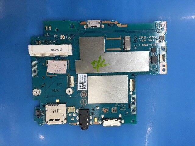 Placa mãe de versão eua original, peças de reposição para placa mãe pcb usada para psvita 1000 psv ps vita