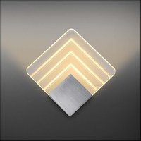 5W LED Acryl Square LED Wall Lamp Surface Mounted Led Spot Light Modern Home Decoration Light