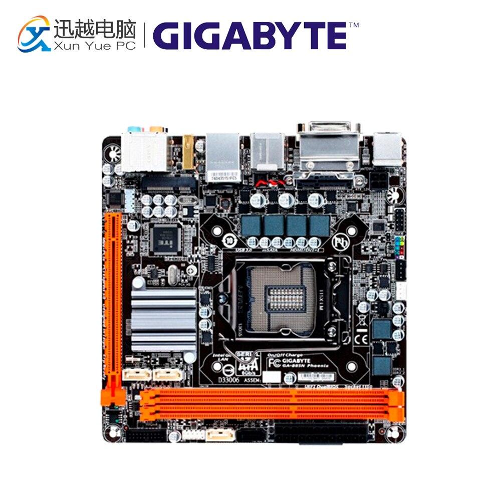 Gigabyte GA-B85N (rev. 1.1) Linux