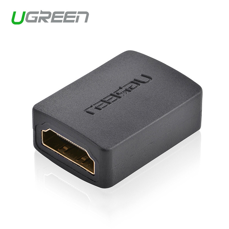 Ugreen HDMI female to female adapter coupler connector converter for HDTV 1080P HDMI adapter ult best hdmi adapter micro hdmi female to hdmi male adapter converter gold plated connector cable for hdtv 1080p digital camera