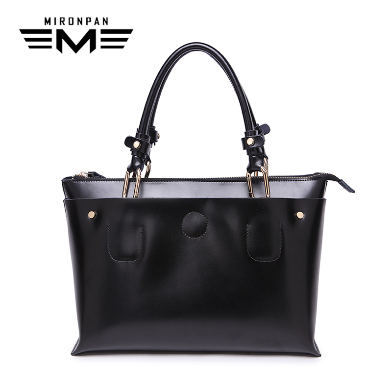 Здесь продается  MIRONPAN Female Zipper Handbag 2018 Soft Original Shopping Business Bag Women Fashion Interior Zipper Pocket Fashion Handbag  Камера и Сумки