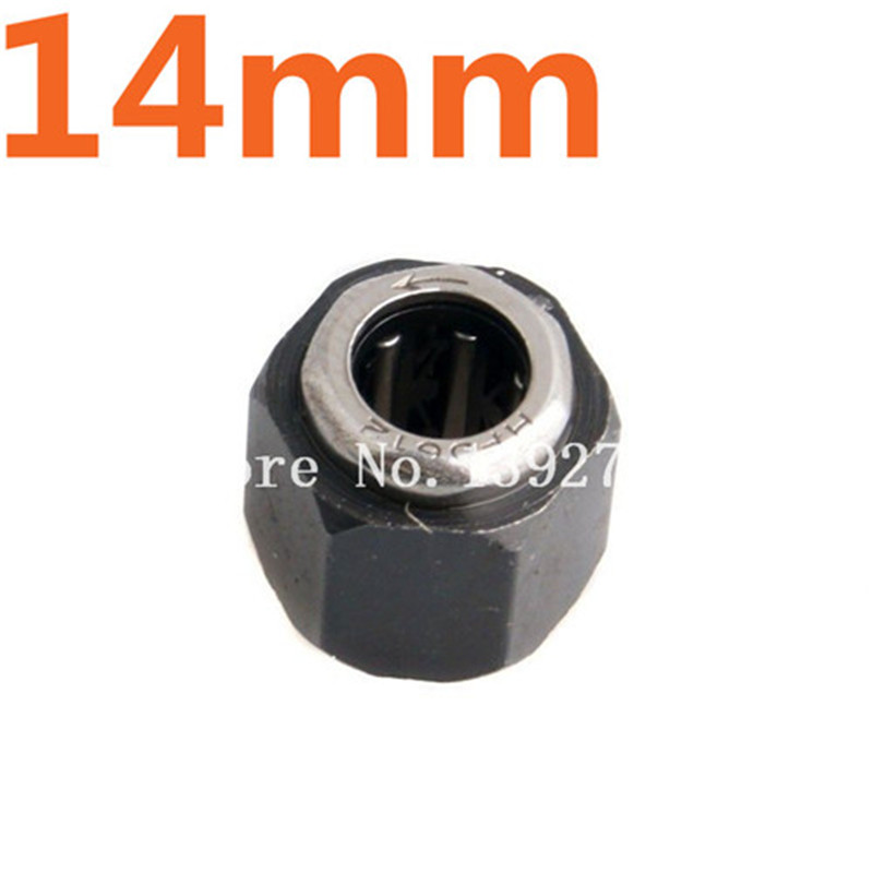 HSP 14mm R025 Hex Nut one way bearing VX 28 Nitro Power Engine <font><b>Parts</b></font> R/C 1/10 Scale Models <font><b>RC</b></font> <font><b>Car</b></font> Buggy Truck image
