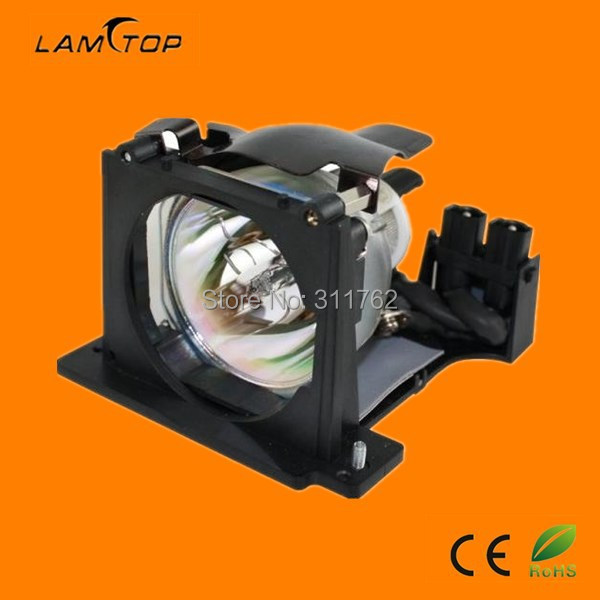 Lamtop Compatible  projector lamp /projector bulb with housing , part number 310-4523 free shipping lamtop projector lamp with housing mc jgl11 001 for x1263