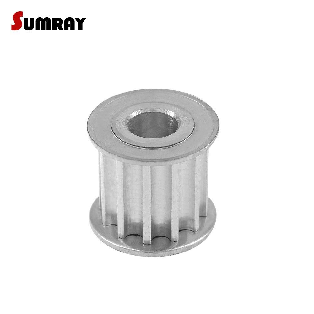 Bore Diameters 18 mm and 15//16 Set Screw Type Aluminum A2017 NBK MJC-65-RD-18-15//16 Jaw Flexible Coupling