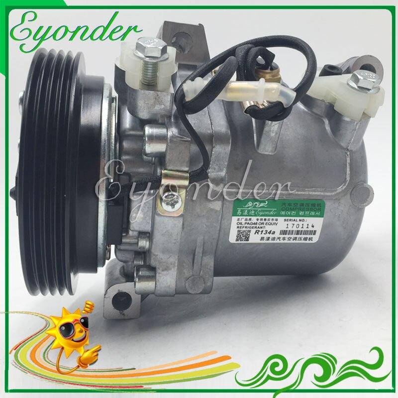 Auto AC Air Conditioning Compressor Seiko for Suzuki Jimny petro 1 3 M13A SN413 9520077GB2 9520177GB2