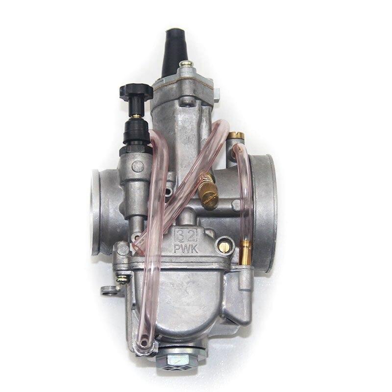 ZSDTRP мотоцикл косо карбюратор всеобщая национальная компания Keihin Carburador 21 24 26 28 30 32 34 мм с реактивной мощности Fit на гоночный мотор