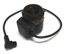 HD 2mp 2.8-12mm cctv lens IRIS Auto Focal CS Mount IR 1/2.7″ 1:1.4 F1.4 for IP Camera