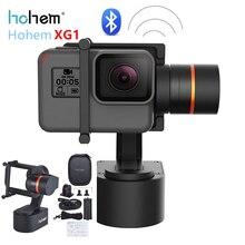 Hohem XG1 3-осевой переносной горный велосипед шарнирный стабилизатор для камеры GoPro для GoPro Hero 7/6/5/4/3 переносной стабилизатор руль велосипеда/шлем