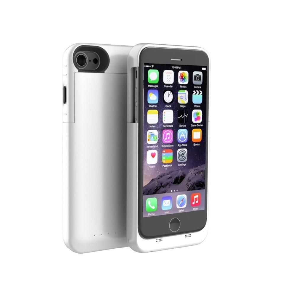 Лидер продаж Батарея Портативный 3200 мАч/4000 мАч Запасные Аккумуляторы для телефонов протектор чехол для Apple iPhone 7 8 4.7