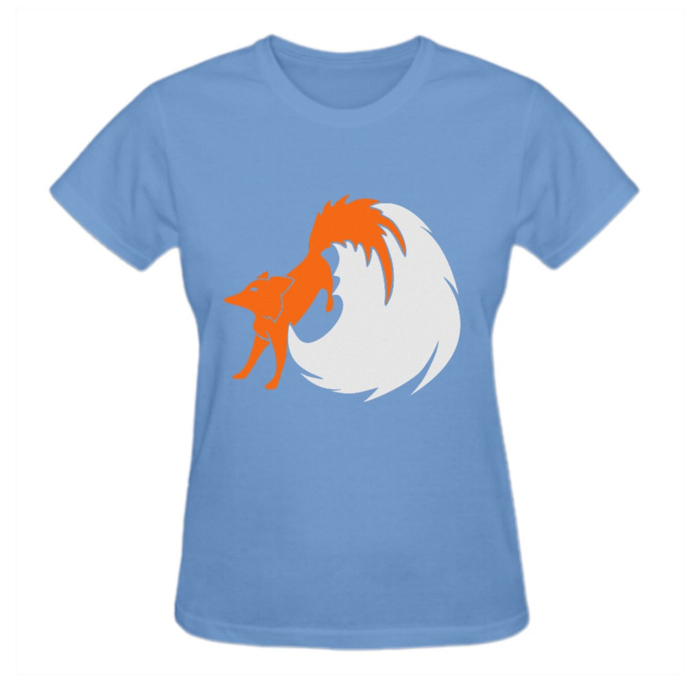 Shirt design your own - Buy Rttmall Oversize S Xl Anime Harajuku Camiseta Short Sleeve O Neck Fox Foxtail Woman T Shirt Design Your Own Animal Femme Tshirts
