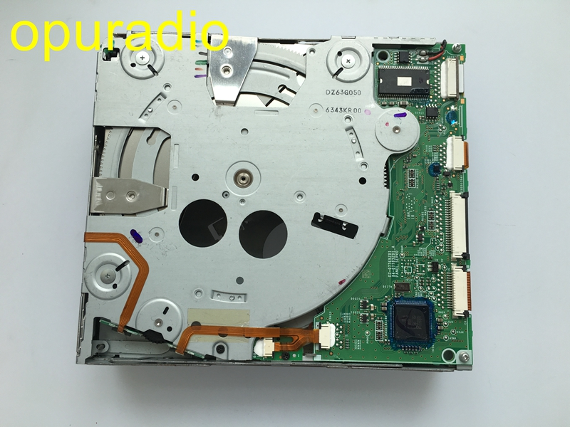 Free shipping Alpine 6 Disc CD changer mechanism DZ63G21A for Civci Hyundai Mercedes car radio MP3