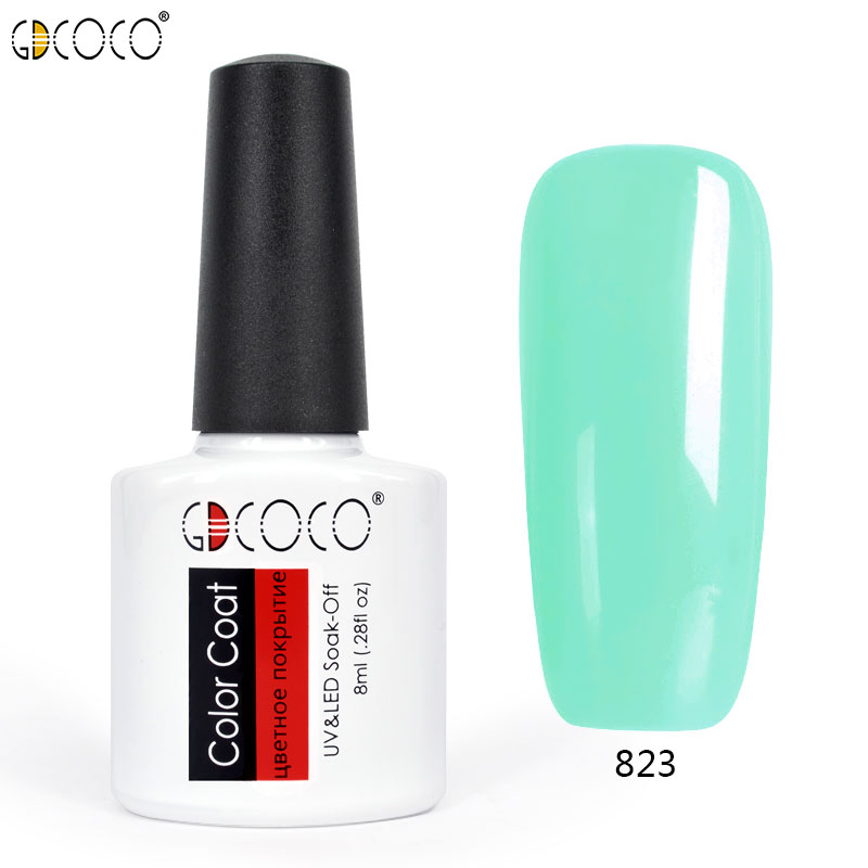 #70312 2017 CANNI supply venalisa nail art design 8ml Soak Off enamel color uv/led nail paint gel polishes gel lacquer varnish