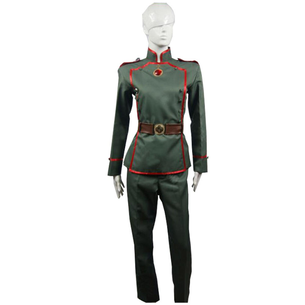 2017 Saga of Tanya the Evil Tanya von Degurechaff Youjo Senki Uniform Jacket Anime Cosplay Costume Christmas Full set New xbox music mixer