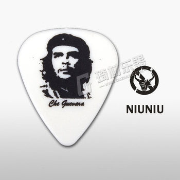 Che Guevara Guitar Pick Plectrum Mediator 1.0mm, 1/piece image