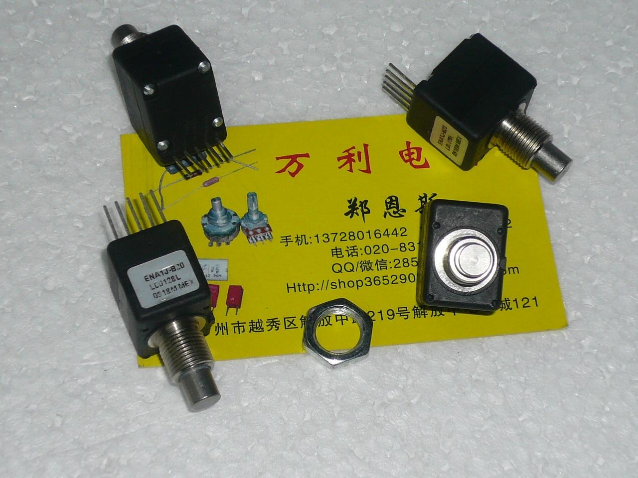 [VK] original BOURNS -A+B ENA1J-B20 L00128L 0918M 5 line shaft 16mm Optical Encoder switch[VK] original BOURNS -A+B ENA1J-B20 L00128L 0918M 5 line shaft 16mm Optical Encoder switch
