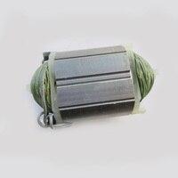 Бесплатная доставка! AC 220 В Электрический Угловая шлифовальная машина статора для Dewalt 100 (DW803) Black Decker 6288, Power Tool Accessories