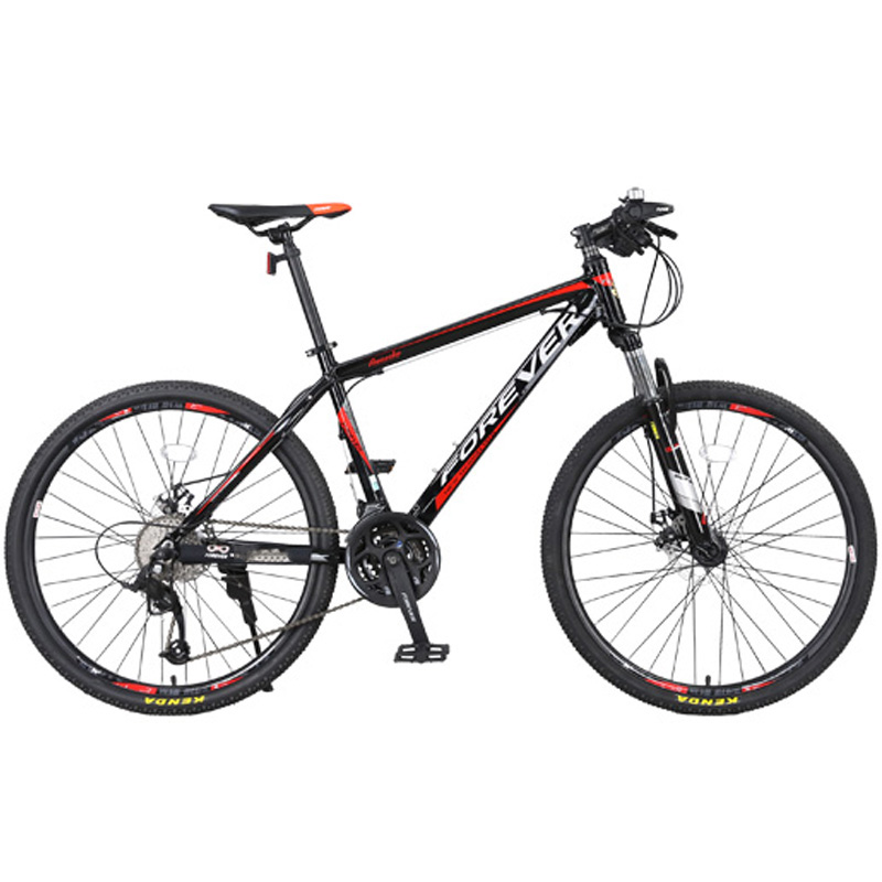 24/26Iinch Magnesium Alloy Frame Mountain Bike Male Student Youth Shifting Bicycle