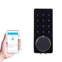 Электронные Bluetooth Smartcode цифровой замок Keyless Touch пароль Засов для гостиницы и квартиры