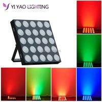 25x10w RGB 3IN1 LED COB Matrix Bar Club Light