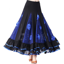 Festival Clothing Waltz Dress Skirt For Women Professional Dance Dress Ballroom  Competition Standart Dance Dress Skirt let s dance a waltz 1