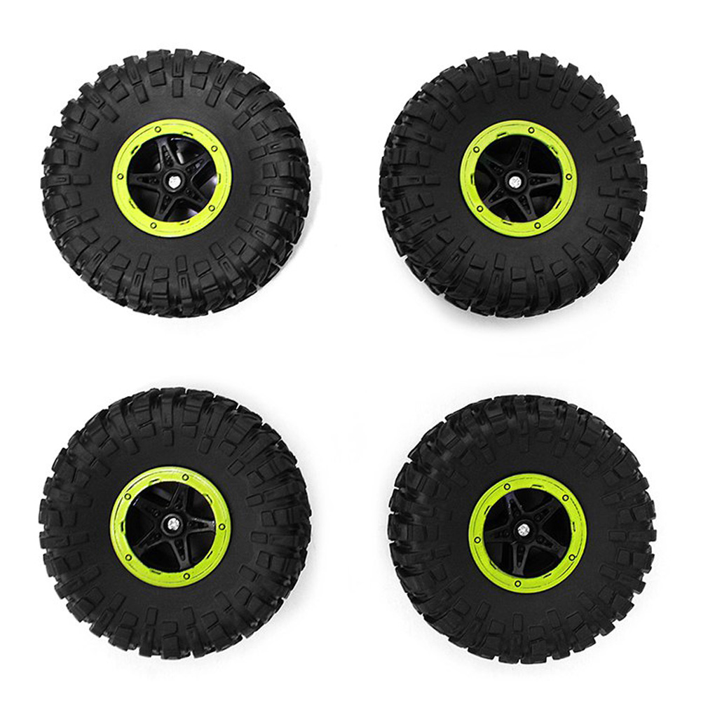 High Quality 4Pcs Wheel Accessory for HB P1803 HBP1803 Climbing Car Remote Control Off road Vehicle