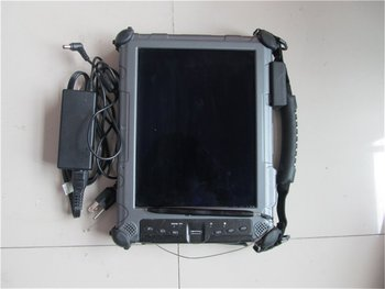 Auto Diagnostic Laptop IX104 c5 TABLET PC with sd connect c4 + mb software ssd v2015.12 support HHT Free Tech support