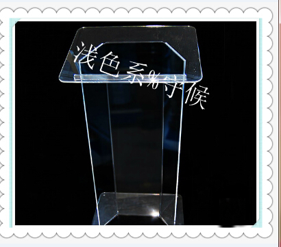Hot Selling/acrylic Lectern,acrylic Podium.,pulpit,holder, Stand,desk,display
