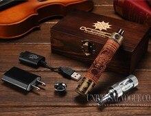 Vapeวิสัยทัศน์กะโหลกXไฟE IC30บุหรี่อิเล็กทรอนิกส์วิศวกรรมบิดอัตตาสูบบุหรี่E Eig Vaporizerปากกาไม้ชุดX8110