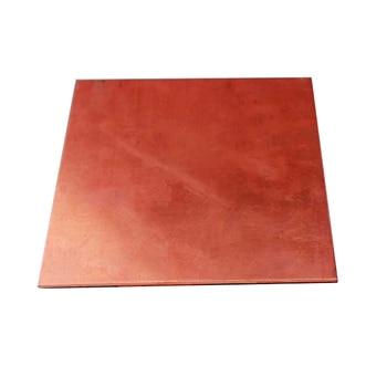 Premium T2 99.9% 100x100x1.0mm DIY Copper Shim Heatsink thermal Pad for Laptop GPU CPU VGA Chip RAM  and LED Copper Heat sink