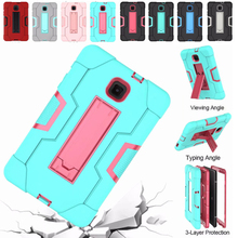 Case For Samsung Galaxy Tab A 8.0 2018 T387 T387V Shock Proof full body cover Stand sleeve for SM T387 SM-T387 Case Capa Funda tablet funda capa for samsung galaxy tab a 8 0 sm t387 t387 2018 luxury lady leather wallet flip case cover coque shell stand